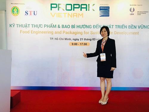 Hepura tham dự triển lãm quốc tế Bao bì