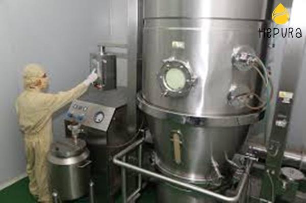 Quy trình sản xuất pueva