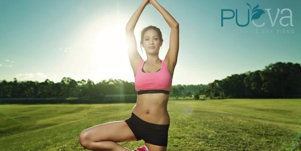 Cách cân bằng nội tiết tố nữ