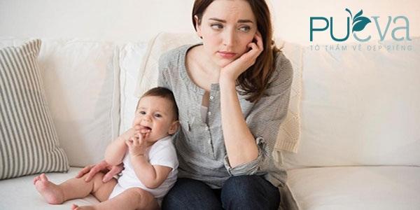 Có nên bổ sung nội tiết tố nữ sau sinh